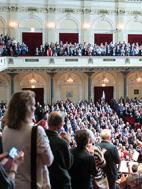 Concertgebouw gratis Lunchconcerten