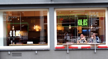 Stadskantine Van Woustraat